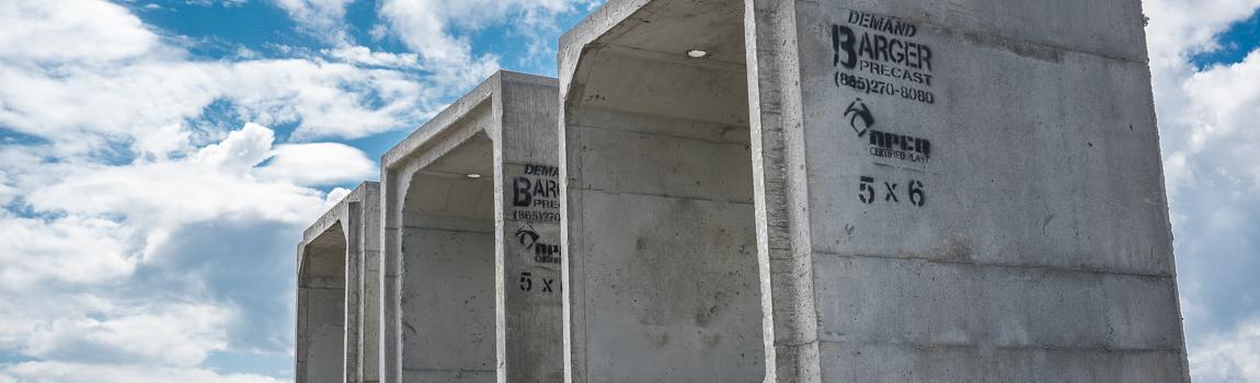 BoxCulvert com - Proper Bedding for Precast Concrete Box Culvert