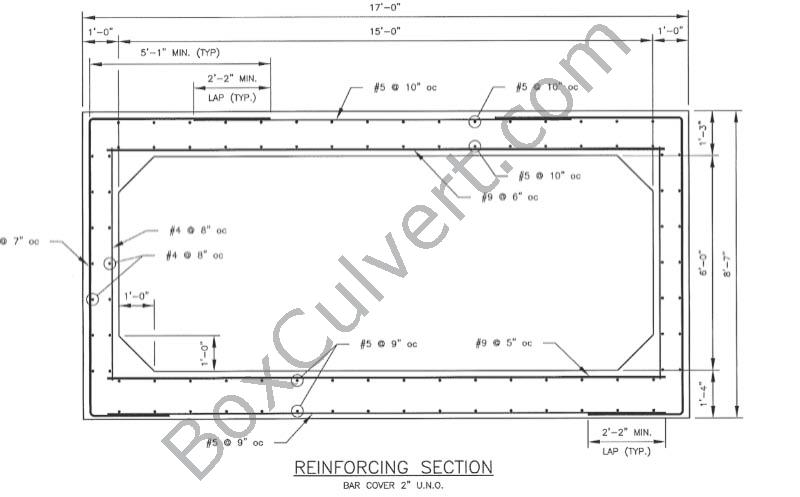 Boxculvert Com Best Practices For Design Precast Concrete Box Culvert Reinforcement